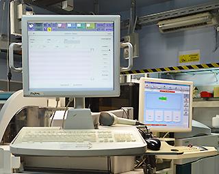 Software di gestione analisi cliniche